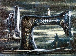 Швейная машина SINGER / ZINGER / ЗИНГЕР